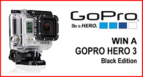 Win a GoPro!
