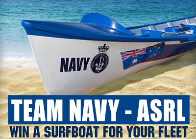 Win a new Surfboat!