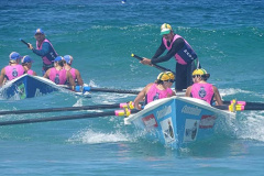 Sweeping the Surfboat - Part 4