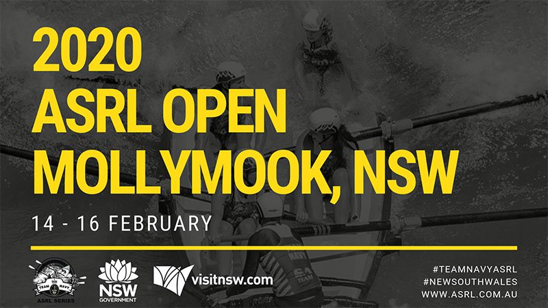 2020 ASRL Open at Mollymook