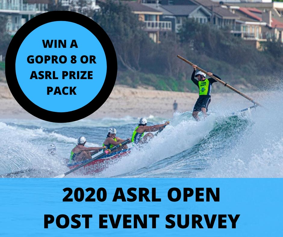 ASRL Open 2020 Survey