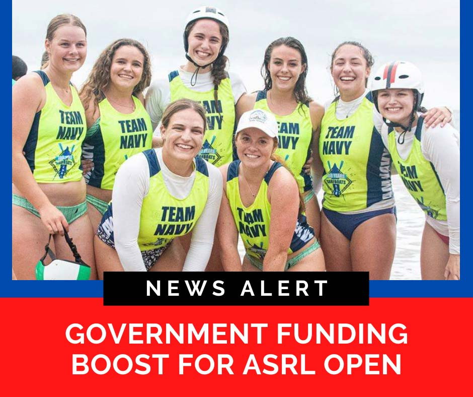 ASRL Open Govt Funding Boost