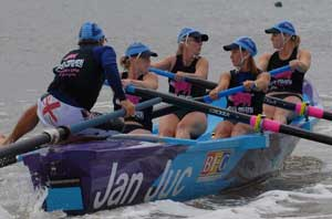 Jan Juc Jedi's - Open Women's Crew