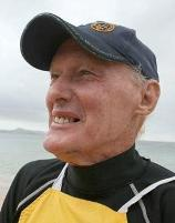 Warren Molloy at George Bass marathon in January 2008