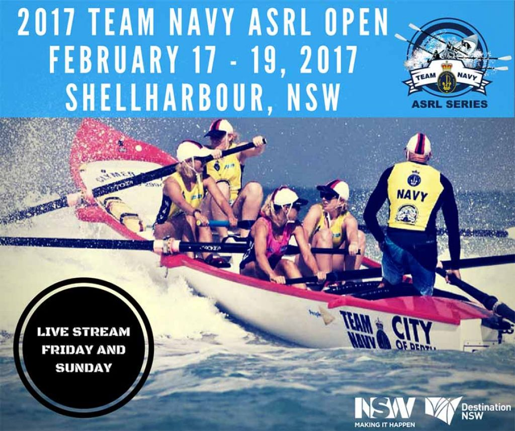 ASRL Open 2017 - All you need to know